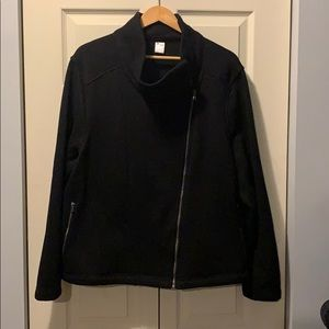 Old Navy Active moto sweater